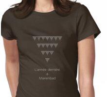 Last Year at Marienbad Womens Fitted T-Shirt