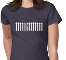 Blue Velvet alternative movie poster Womens Fitted T-Shirt