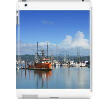 Oregon - Newport iPad Case/Skin