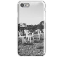 Rest Area iPhone Case/Skin