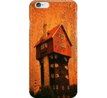 House in the Clouds iPhone Case/Skin