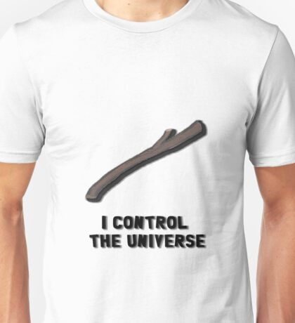 stick of truth-south park-i control the univers Unisex T-Shirt