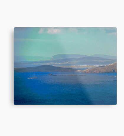 Horn Head, Donegal, Ireland Metal Print
