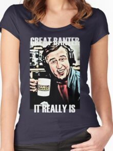 Great Banter Women's Fitted Scoop T-Shirt