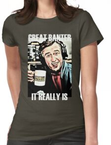 Great Banter Womens Fitted T-Shirt