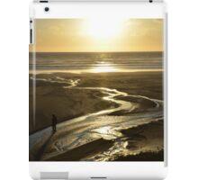 Oregon - Sunset, Newport iPad Case/Skin