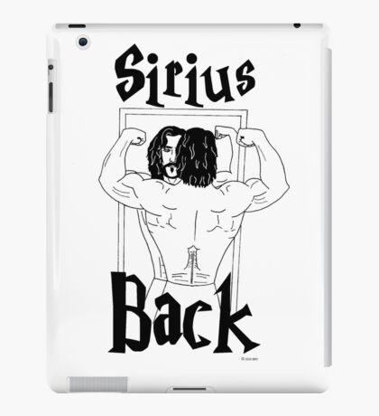 Sirius Back iPad Case/Skin