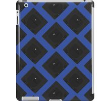 Sega Saturn (blue) iPad Case/Skin