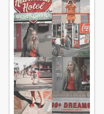Sabrina Carpenter - Maya Hart Sticker