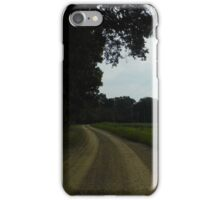 Mystery Road iPhone Case/Skin