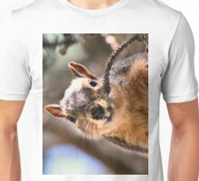 You do realize I can easily ping you with an acorn...right? Unisex T-Shirt