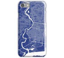 Philadelphia (Blue) iPhone Case/Skin