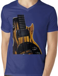 Gibson Guitar Mens V-Neck T-Shirt