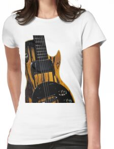Gibson Guitar Womens Fitted T-Shirt