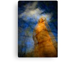 Gaia, Earth Goddess. Canvas Print