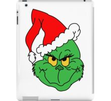 Grinch iPad Case/Skin