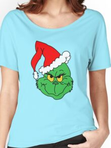 Grinch Women's Relaxed Fit T-Shirt