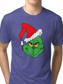 Grinch Tri-blend T-Shirt