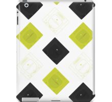 Sega Saturn mix (white) iPad Case/Skin