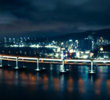 Gwangandaegyo Bridge (부산 광안대교) Sticker