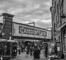 Camden Town by bennyhawes