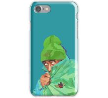 TYler, The Creator (Blue) iPhone Case/Skin
