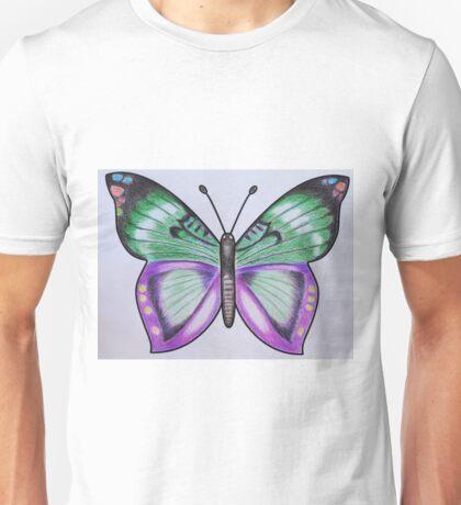 Basil the Butterfly Unisex T-Shirt