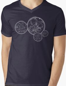 Doctor Who Gallifreyan - You Were Fantastic Mens V-Neck T-Shirt