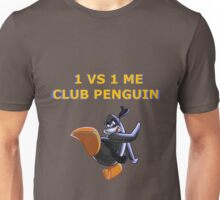 1v1 Me Club Penguin Unisex T-Shirt