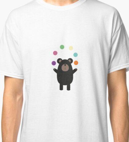 Black Bear juggling Classic T-Shirt