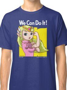 She can do it! Classic T-Shirt