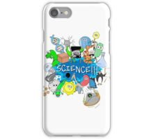 All Of The Science iPhone Case/Skin