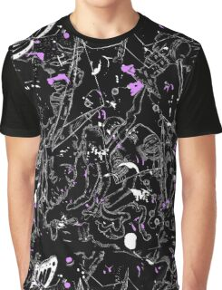 Scattered Mind Graphic T-Shirt