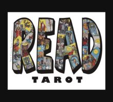 Be Well Read - READ TAROT Kids Clothes