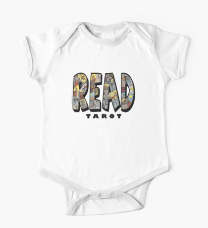 Be Well Read - READ TAROT One Piece - Short Sleeve