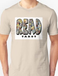Be Well Read - READ TAROT Unisex T-Shirt