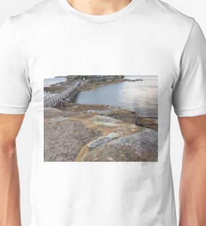 Beautiful scenery at La Perouse, Sydney, Australia  Unisex T-Shirt