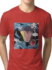 Drowning Gogh Tri-blend T-Shirt