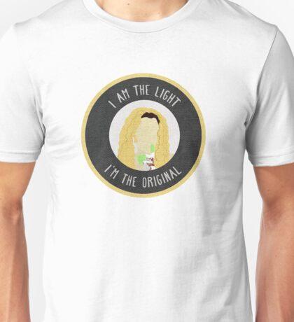 I Am The Light, I'm The Original Unisex T-Shirt