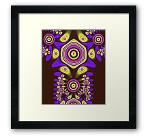 Colour your Day Framed Print