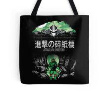 Attack on Shredder (Raph) Tote Bag