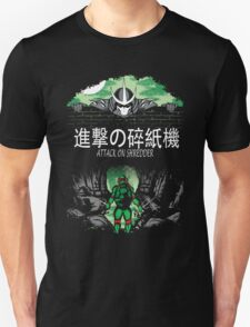 Attack on Shredder (Raph) T-Shirt