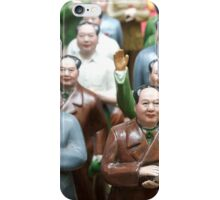 Mao Tse Tung Statues in Hong Kong iPhone Case/Skin
