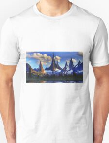 Majestic Valley Unisex T-Shirt