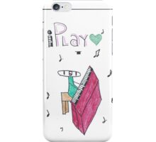 iPlay iPhone Case/Skin