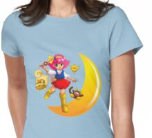 minky momo Womens Fitted T-Shirt