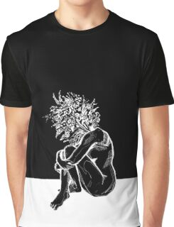 Blossom in The Void Graphic T-Shirt
