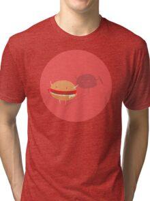Fast fat food Tri-blend T-Shirt