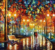 Rain's Rustle 2 — Buy Now Link - http://goo.gl/1ht15L by Leonid  Afremov