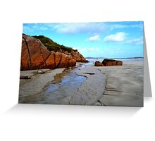 Anagry Beach, Co Donegal 6 Greeting Card